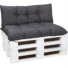Pallet Cushions, Garden Cushions, Cool Designs, Rest, Couch, Furniture, Home Decor, Settee, Decoration Home