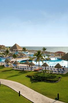 Family vacation 2006, 2007, 2008, 2009-Moon Palace Golf & Spa #Cancun -All Inclusive #Luxury #Travel