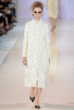 Rochas Spring 2014 Ready-to-Wear Fashion Show - Maria Loks