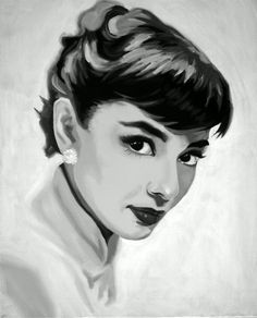 Audrey Hepburn Fine Art Print Audrey Hepburn My Fair Lady