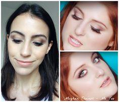 Tutorial Inspirado na Make da Meghan Trainor | Me Too | New in Makeup