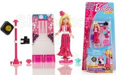 Mega Bloks     Barbie - Fashion Model   Code: 00059   To order: http://www.shopaholic.com.ph/#!/Mega-Bloks-Barbie-Fashion-Model/p/29106165    Create a custom runway for Barbie® doll to walk down as she models in her own fabulous fashion show. Design a fashion line look using the mix-and-match outfits included in the Fashion Model Barbie® Accessory Pack.