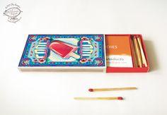 Matchbox+Business+Card+Holder:+COOL