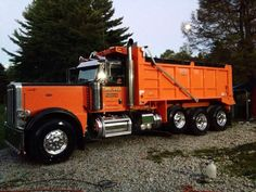 Peterbilt Big Rig Trucks, Hot Rod Trucks, Semi Trucks, Lifted Trucks, Cool Trucks, Custom Big Rigs, Custom Trucks, Peterbilt Dump Trucks, Trailers