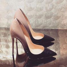 ombre heels