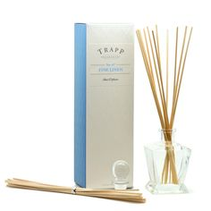 No. 67 Fine Linen - 4.5oz Reed Diffuser Kit | Trapp Candles