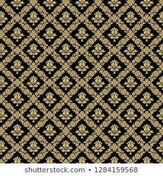 seamless geometric pattern, textile and digital print design Textile Patterns, Textile Prints, Textiles, Pakistani Kurta Designs, White Patterns, Textured Background, Royalty Free Images, Animal Print Rug, Print Design