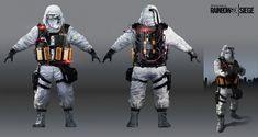 White Mask Boss modelsheet by Arman Akopian on ArtStation. Armor Concept, Concept Art, Character Modeling, Character Art, Overwatch, Art Et Design, Rainbow 6 Seige, Future Soldier, Military Armor