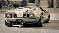 Ford Gt Supercar by Metrix X, via Flickr