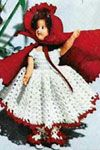 vintage dolls' clothes crochet patterns
