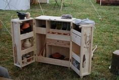 Luxury Outdoor Camping Kitchen Ideas For Comfortable Camping. If you are looking for Outdoor Camping Kitchen Ideas For Comfortable Camping, You come to the right place. Auto Camping, Camping Diy, Truck Camping, Beach Camping, Camping Meals, Tent Camping, Outdoor Camping, Camping Hacks, Family Camping