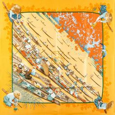 Hermès - Marché flottant du lac Inlé