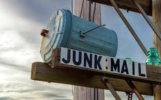 """""""#JunkMail"""" by Brian Wallace #HumorousArt #funny"""