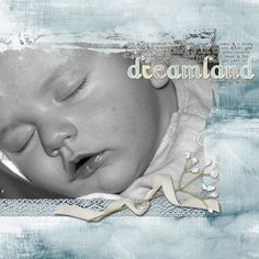 Beautiful Dreamer Collection, designed by Jennifer Ziegler, Scrap Girls, LLC digital scrapbooking product designer