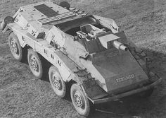 Sd.Kfz. 234/3 with 7,5-cm KwK 37 L/24
