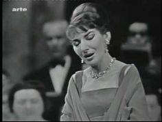 Teatro opera lirica on pinterest maria callas teatro - Callas casta diva ...