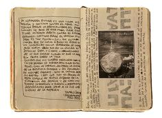 Moleskine 28 by Juan Rayos, via Flickr