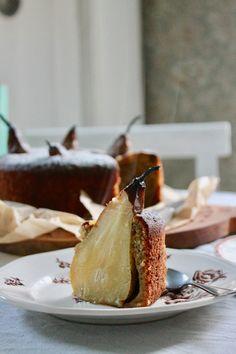 Niinan unelmia: Kurpitsa-päärynäkakku ja omppuboston - ohjeet Coconut, Fruit, Food, Essen, Meals, Yemek, Eten