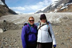 Athabasca Glacier trek in the Columbia Icefield Parkway Alberta Canada, Banff, Trekking, North America, Columbia, Road Trip, Colombia, Hiking, Road Trips