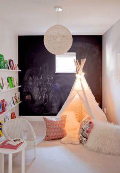 Hübsches Kinderzimmer in Weiß einrichten - 50 tolle Ideen