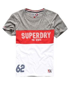 From plain to printed and long sleeved to v neck, our wide range of mens t-shirts have something for everyone. Shop Superdry t-shirts! Boys T Shirts, Casual T Shirts, Tee Shirts, Shirt Print Design, Shirt Designs, Superdry Tshirts, Shirt Makeover, Summer Outfits Men, Shirt Shop