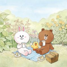 BROWN PIC is where you can find all the character GIFs, pics and free wallpapers of LINE friends. Come and meet Brown, Cony, Choco, Sally and other friends! Line Cony, Cony Brown, Brown Bear, Bear Gif, Friends Phone Case, Lines Wallpaper, Cute Love Pictures, Brown Line, Bunny And Bear