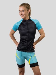 Another DARK HORSE cycling kit by womencyclingclothing.com.au . Australian made and designed.