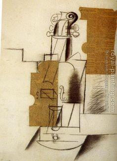 Pablo Picasso - violin