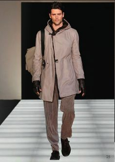 Button up in exclusive attire from Armani - Giorgio Armani | WINTER 2013