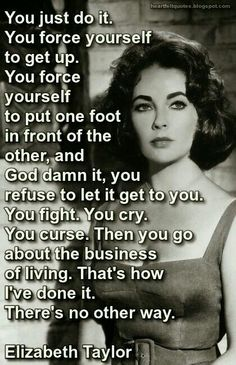 ELIZABETH TAYLOR - the more I know about her, the more I see how underappreciated she was in the end and the more I understand how popular opinion/ judgment tends to be very selfish and shallow.