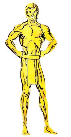 Runner. From Marvel.