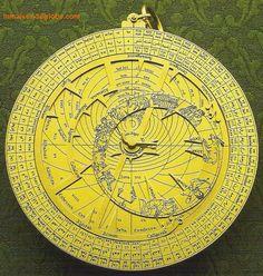 Astrolabe Codex - science history
