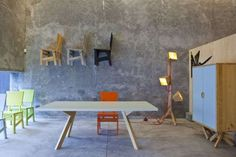Floating Chairs : Caruaru Furniture Collection
