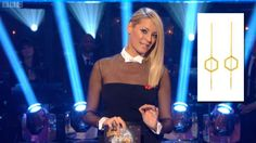 Tess Daly wearing the Promise Thread Through Earrings on Strictly Come Dancing! Designer Silver Jewellery, Silver Jewelry, Strictly Come Dancing, Dance, Jewels, Stylish, Concert, Earrings, How To Wear