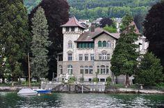 Villa Seerose - Hochzeitslocation in Horgen