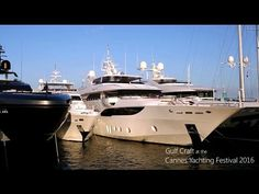 Gulf Craft at the Cannes Yachting Festival 2016 - YouTube