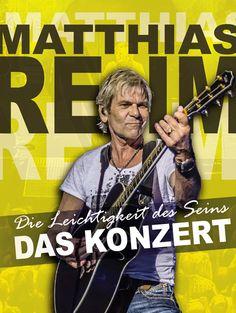 Matthias Reim - Die Leichtigkeit des Seins - Live 2015 - Tickets unter: www.semmel.de