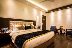 the Property Boasts of 39 rooms.Each stylish room is equipped with premium furnishing and modern amenities,Including Wireless internet access,LED TVs and individual Climate Control.The Hotel is 2 Minute away from the New Delhi railway station and 5 Mins walking distance from the Cannaught Place.Business travelers love this convenient location near corporate and business complexes and on site hotel amenities include free high speed internet,wireless internet access,