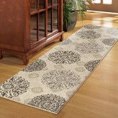 Found it at Wayfair - Ivory Area Rug