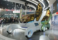 Chery's @ Ant concept draws inspiration from the world of real life ants