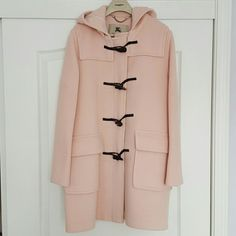 Burberry Coat 100% Authentic and in good condition. 100% wool. Burberry Jackets & Coats