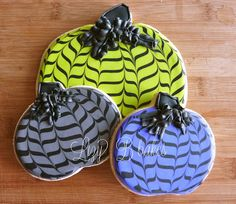 Lizy B: Tutorial! The Chevron Pumpkins are Back! (HoH119)