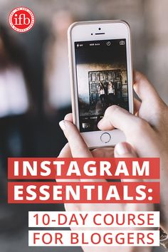This IFB course is for anyone who hopes to grow their audience and increase engagement on Instagram.