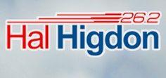 Hal Higdon Training Programs from 5K up to Marathon Training, Running Beginners guide Triathlon, Cross Country.