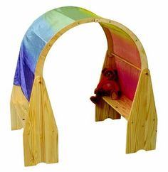 Image of Set of 2 Play Stands and Arches