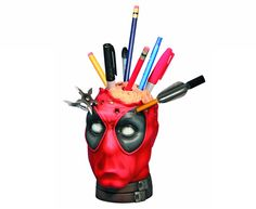 Deadpool Pencil Cup Accessory