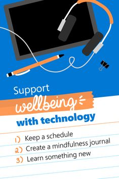 Have you ever tried using tech to help your students create a schedule or mindfulness journal? Learn how to encourage social-emotional learning in and outside of the classroom with familiar Microsoft Education tools. Mental Health In Schools, Office 365 Education, Social Environment, Social Awareness, Social Emotional Learning, Educational Technology, Learning Activities, How To Introduce Yourself, Curriculum