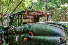 GMC Rusty Old Truck