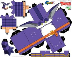 Big The Cat Cubeecraft
