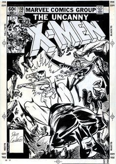 marvel1980s:  Uncanny X-Men #158 by Dave Cockrum